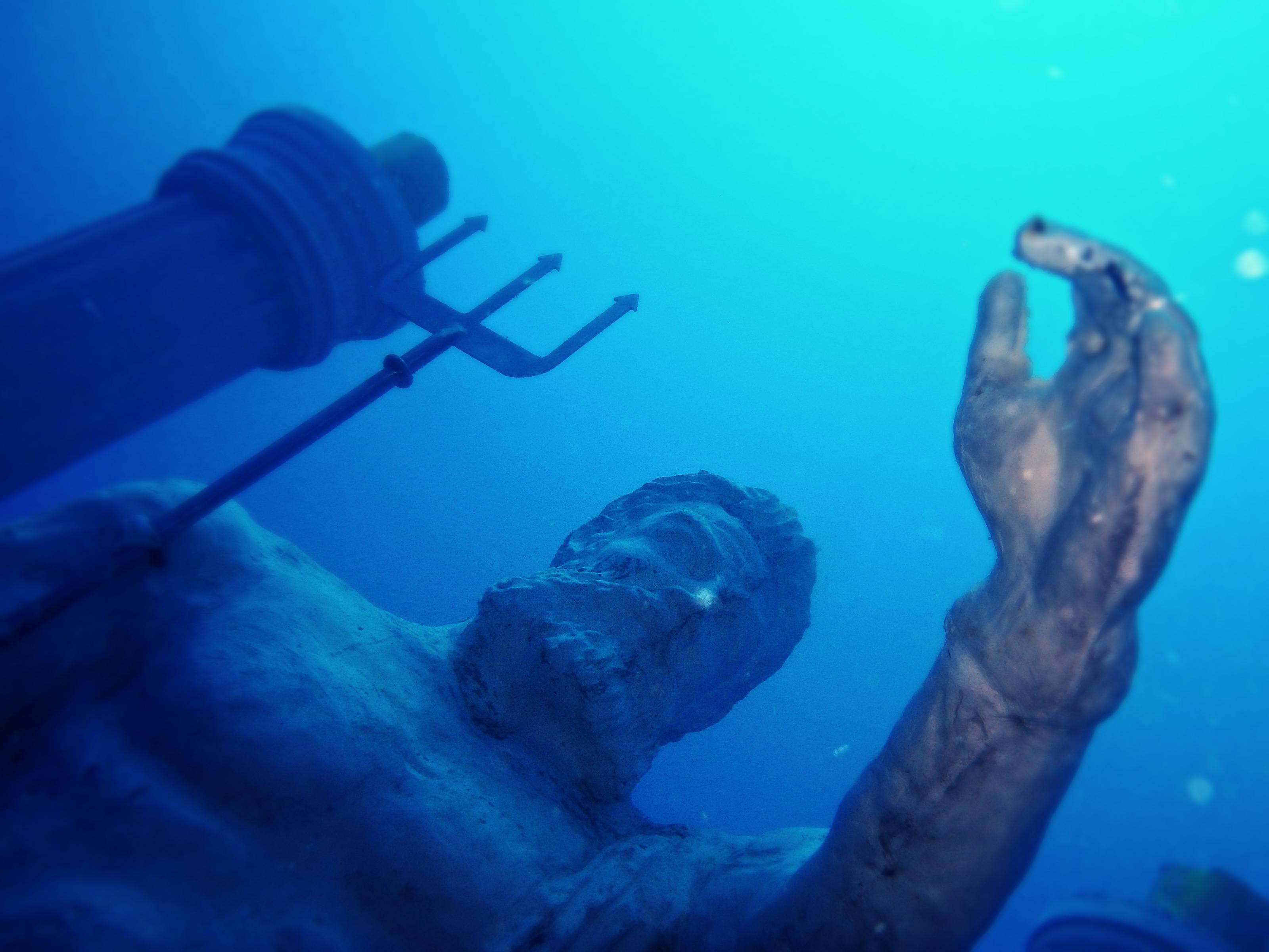 Wreck TCSG-117 / Poseidon